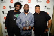 See Questlove Pay Stirring Tribute to De La Soul at the Webby Awards