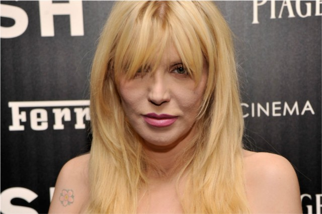 Courtney Love Peaches Geldof Drugs