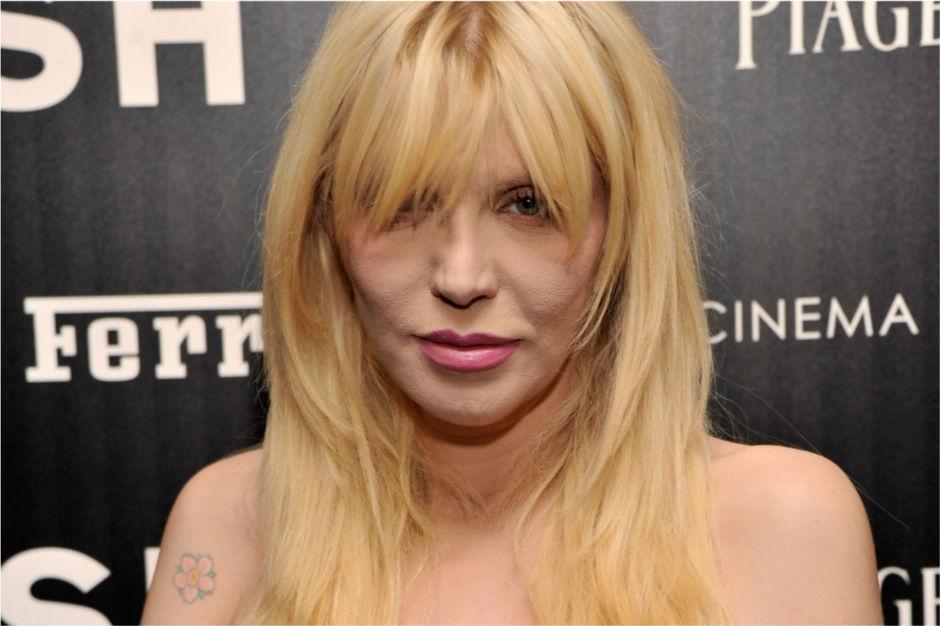 Courtney Love Peaches Geldof Drugs