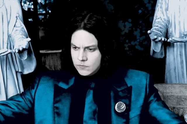 Jack White, cell phone, 'Lazaretto,' NPR interview