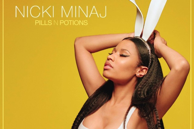"Nicki Minaj, ""Pills N Potions,"" stream"