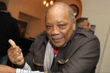 Quincy Jones Michael Jackson 'XScape' Money