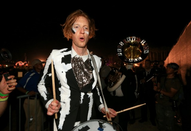 Arcade Fire Richard Reed Parry Solo Album 'Music for Heart and Breath'