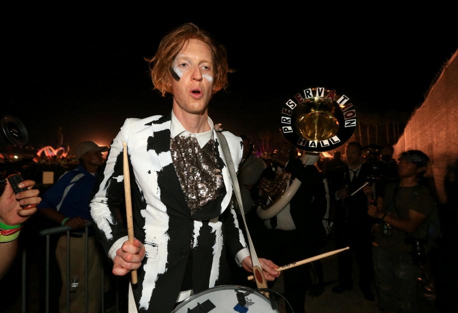 Parry richard reed biography for Arcade fire miroir noir watch online
