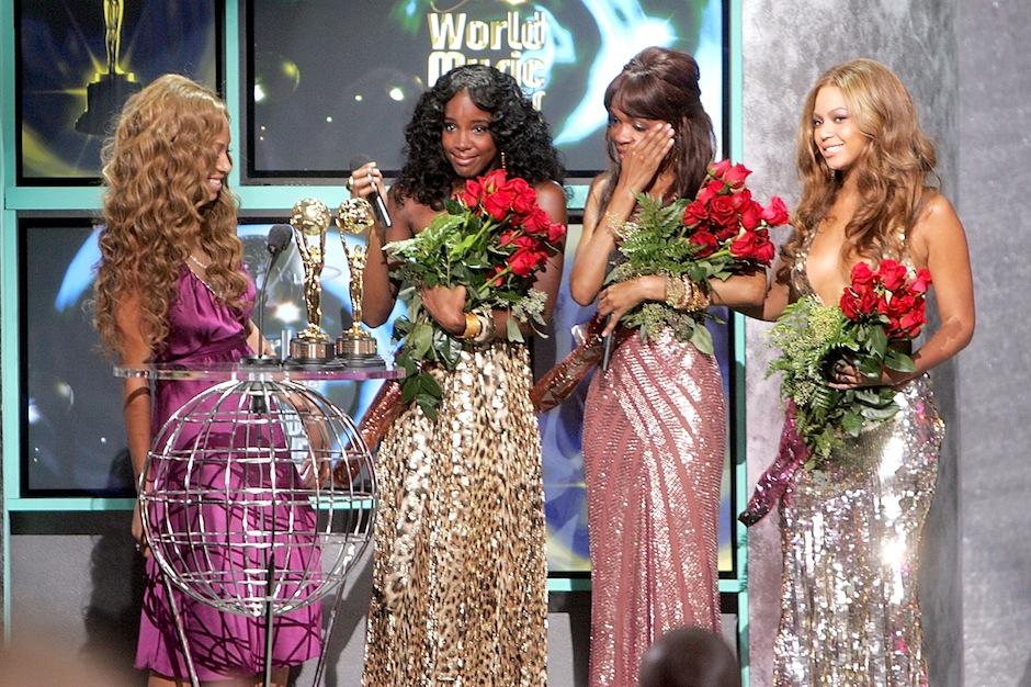 Destiny's Child Kinda Reunite, Plus Solange, on Michelle ...