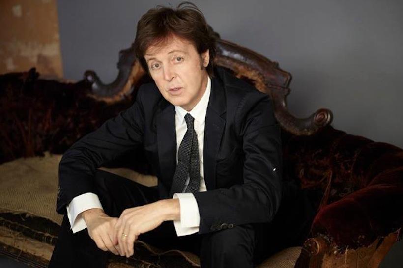 Paul McCartney, hospital