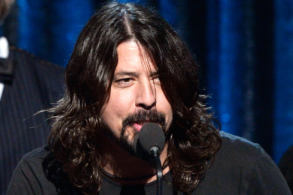 Foo Fighters Dave Grohl New Album HBO Show Interview