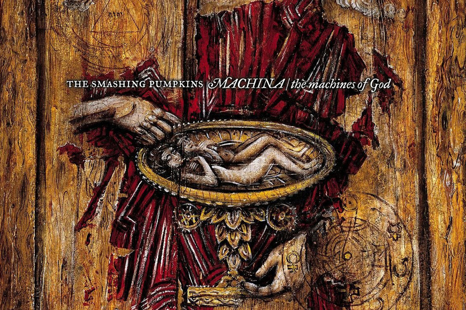 Smashing Pumpkins Machina Machines of God Reissue