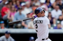 "Troy Tulowitzki, Ace of Base, ""The Sign"""