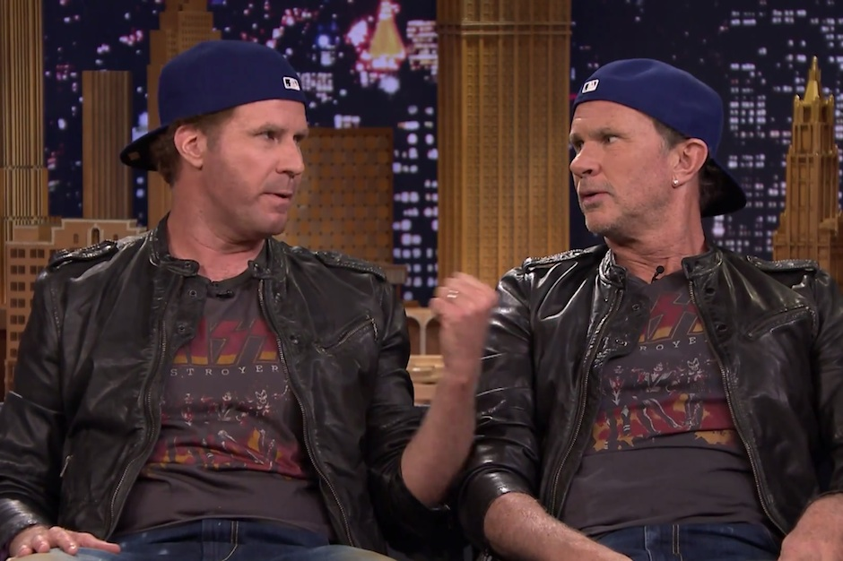 Jimmy fallon will ferrell snl clothing store