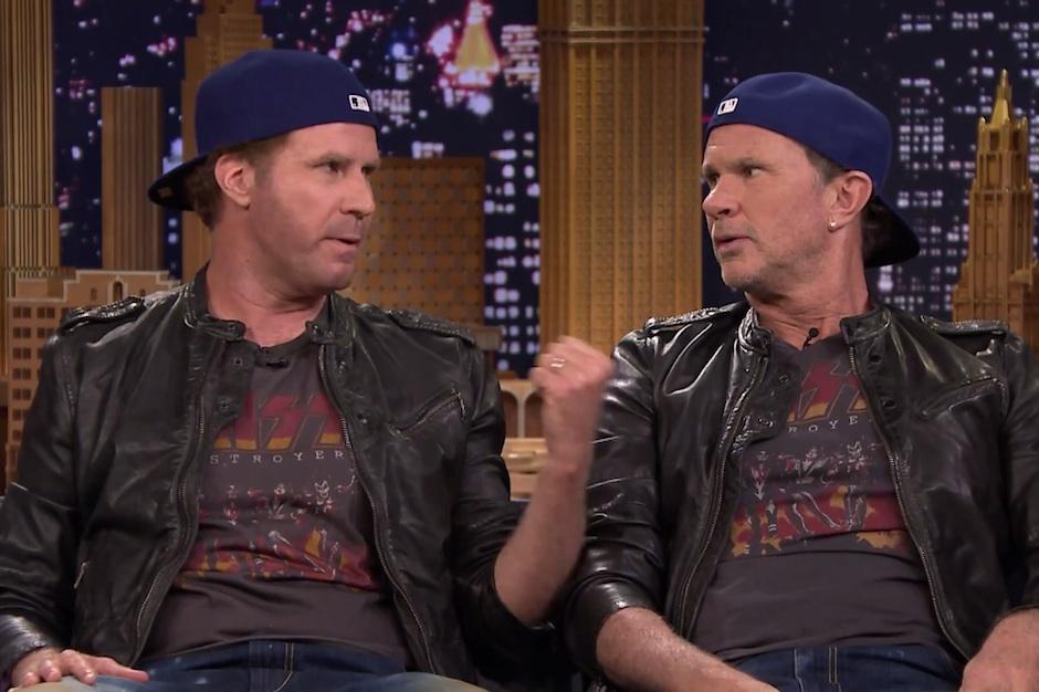 Chili Peppers Crash Wi...