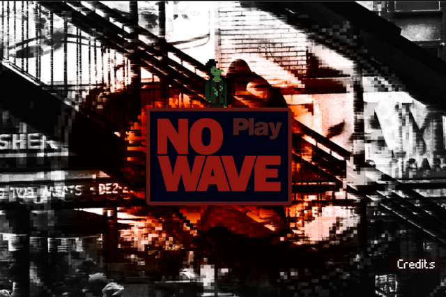 No Wave Video Game Sonic Youth