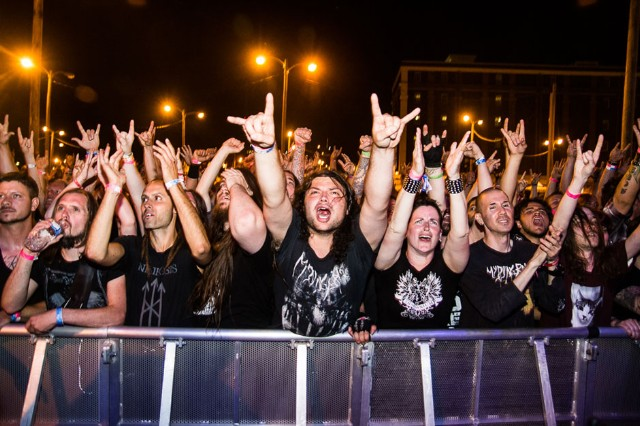 The 15 Best Things We Saw at Maryland Deathfest 2014