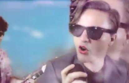 Watch Merchandise's Kaleidoscopic, Moody 'Little Killer' Video