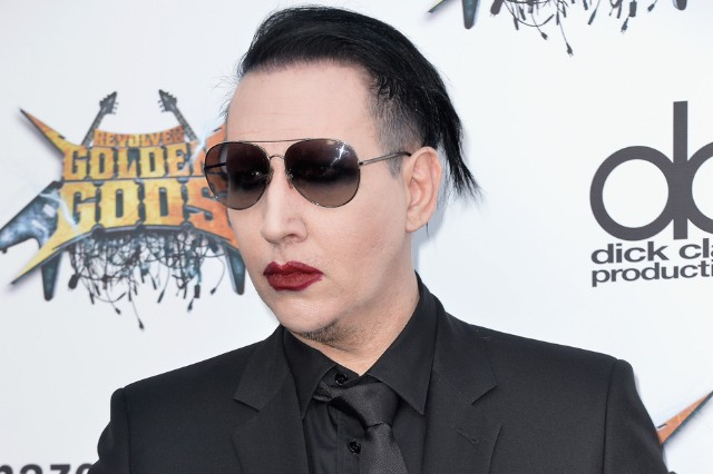 Marilyn Manson 'Sons of Anarchy' Season Seven Role