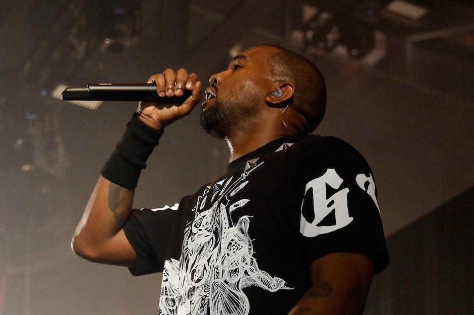 Kanye West Black Bruce Wayne