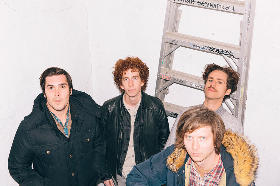 Parquet Courts Are Inscrutably Awesome on 'Sunbathing Animal' (Which Does Not Sound Like Pavement)