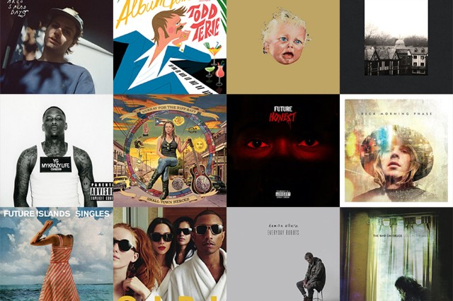 SPIN's 50 Best Albums of 2014