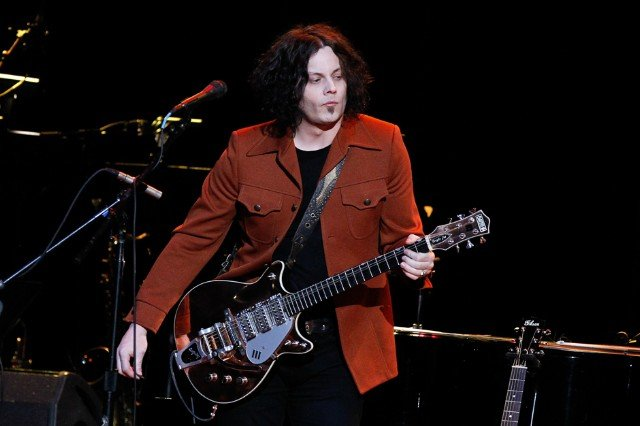 Jack White Lazaretto Album Stream iTunes