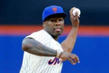 50 Cent First Pitch Masturbation Injury 'Animal Ambition' Video