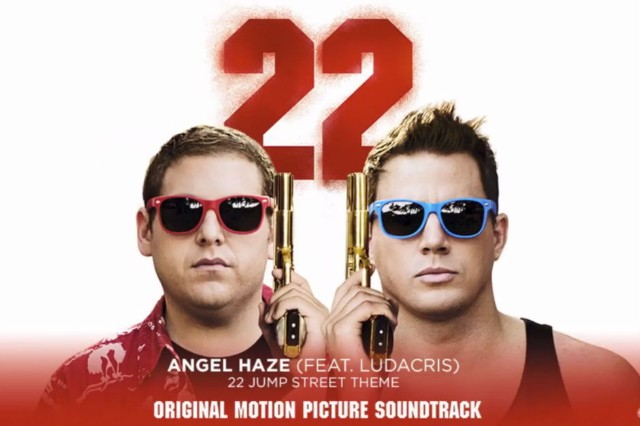 Angel Haze Ludacris '22 Jump Street' Theme Song