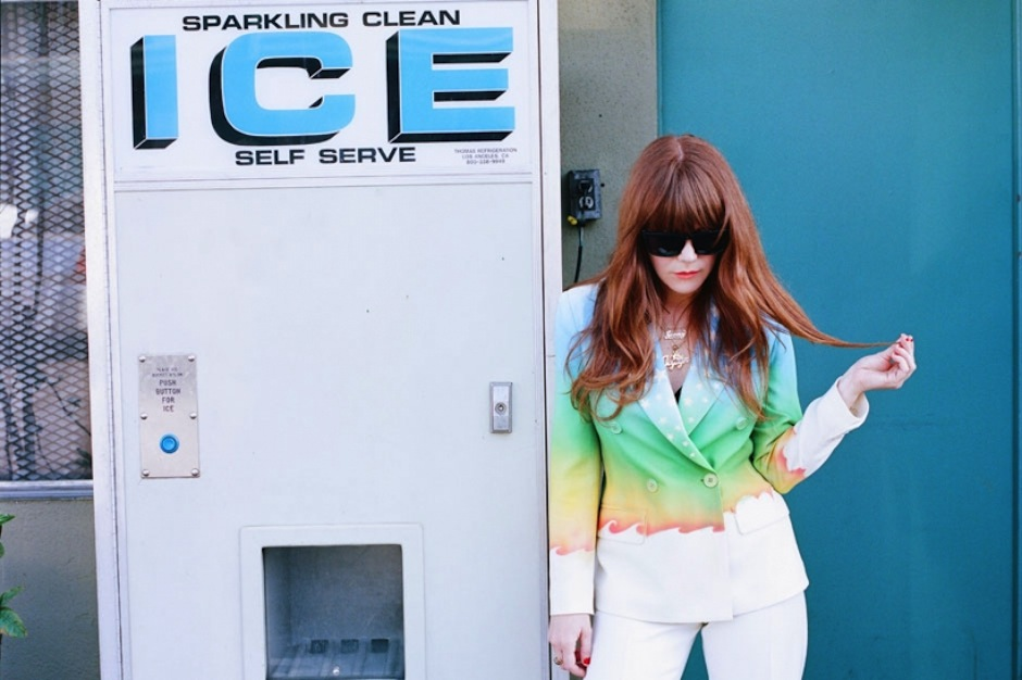 """Jenny Lewis, Beck, """"Just One of the Guys,"""" 'The Voyager'"""
