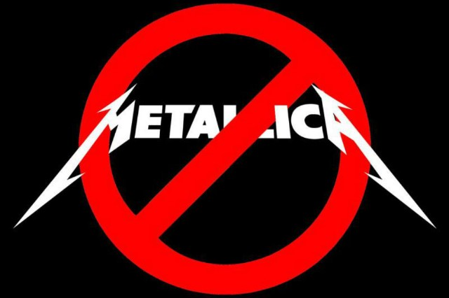 Ban Metallica Glastonbury Petition James Hetfield Hunter