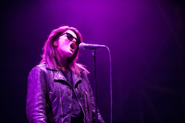 Sky Ferreira at Primavera Sound, Barcelona, May 28-31, 2014 / Photo by Nic Bezzina