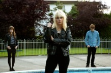 White Lung, in the studio