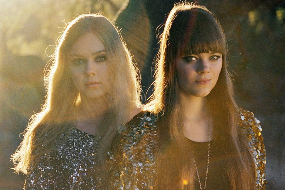 Sister Act First Aid Kit Are Resplendently Winsome on 14-Karat 'Stay Gold'