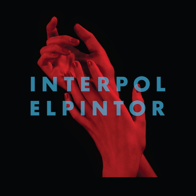 Interpol, 'El Pintor,' cover art