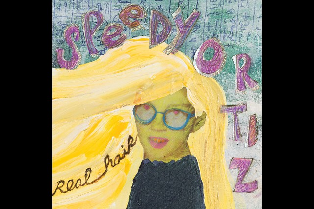 Speedy Ortiz - <I>Real Hair</i> EP (Carpark)
