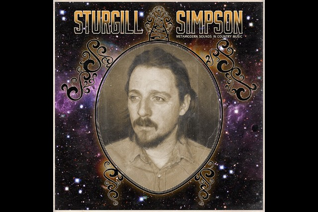 Sturgill Simpson - <i>Metamodern Sounds in Country</i> (High Top Mountain)