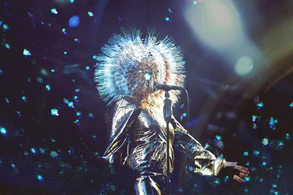 Bjork Thrilled Death Grips New Album