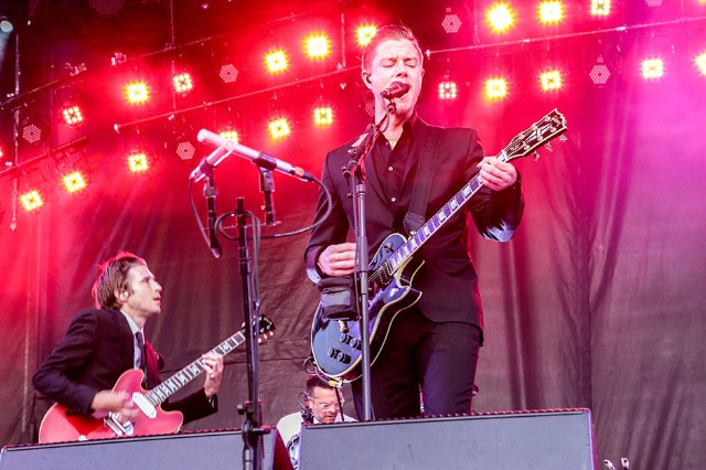 Interpol at Governors Ball, Randall's Island, New York City, June 6-8, 2014