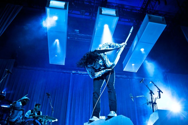 Jack White at Governors Ball, Randall's Island, New York City, June 6-8, 2014