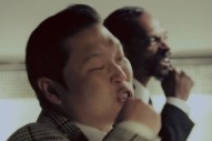 PSY's 'Hangover' Cure Is Snoop Dogg in Boozy New Video