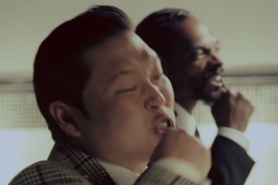 PSY's 'Hangover' Cure Is Snoop Dogg in Boozy New Video | SPIN