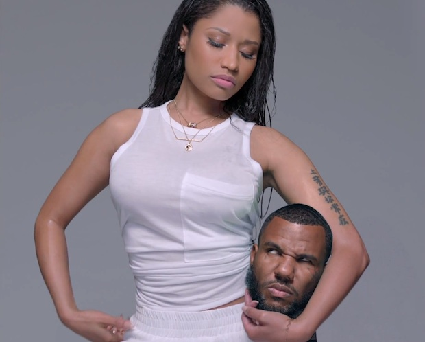 "Nicki Minaj, the Game, ""Pills N Potions"""