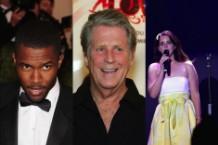 Brian Wilson, Frank Ocean, Lana Del Rey, Kacey Musgraves, Zooey Deschanel