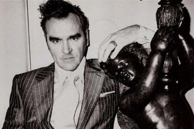 Morrissey, cancels, U.S. tour