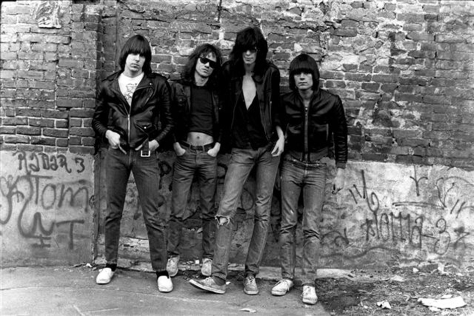Ramones Self-Titled Debut Certified Gold