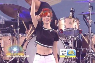 Watch Paramore's 'Fun' Concert on 'Good Morning America'