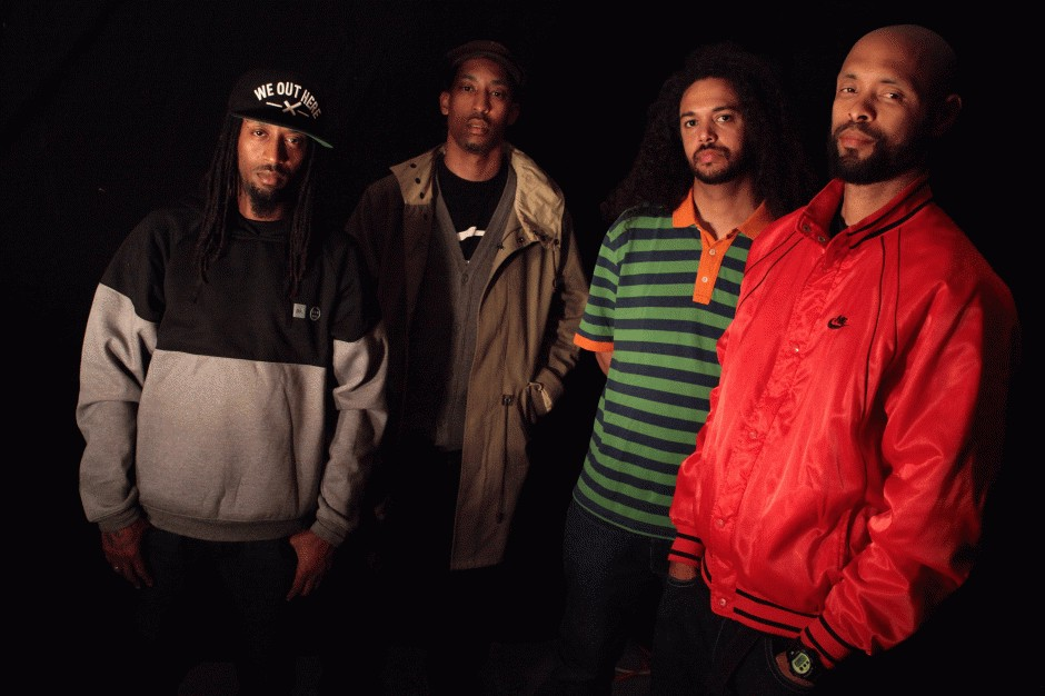 Souls of Mischief Announce There is Only Now