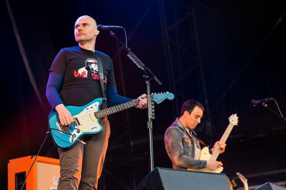Smashing Pumpkins Mike Byrne Leaves Quits Drummer