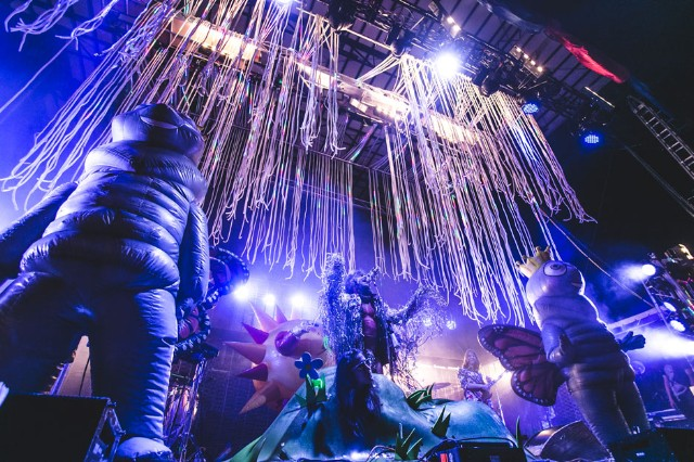 Flaming Lips Live 2014