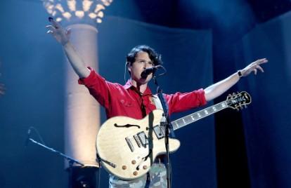 Watch Ezra Koenig, David Byrne, Boy George, More Sing a Song From 'Grease'