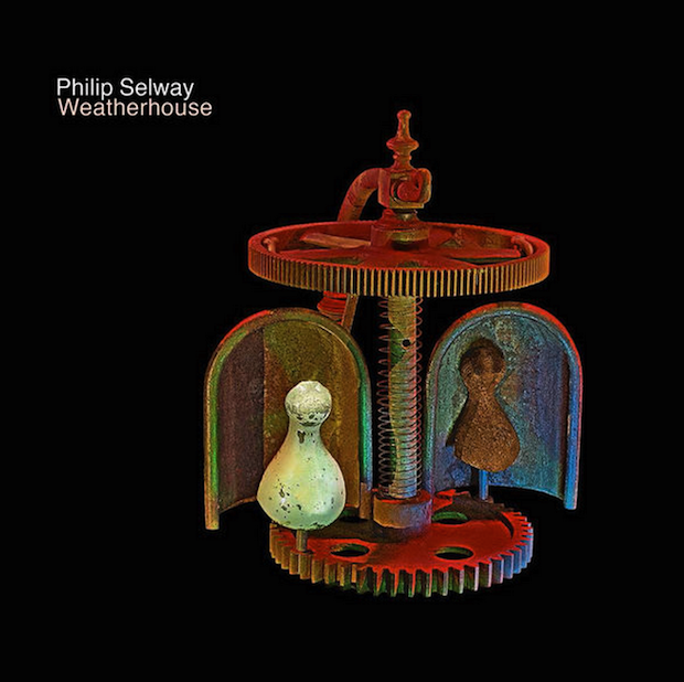 Philip Selway Weatherhouse Album Cover