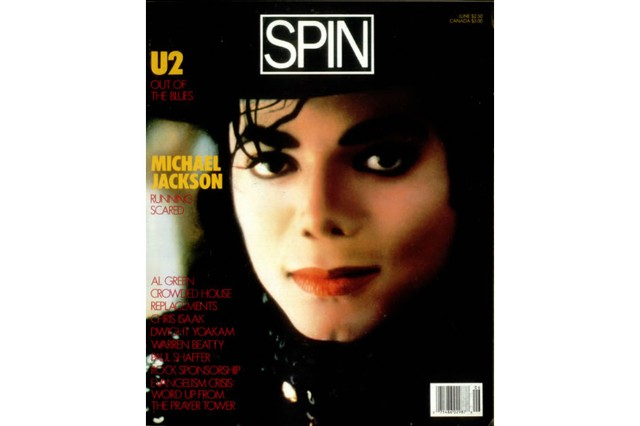 Michael Jackson S 1987 Cover Story The Pressure To Beat
