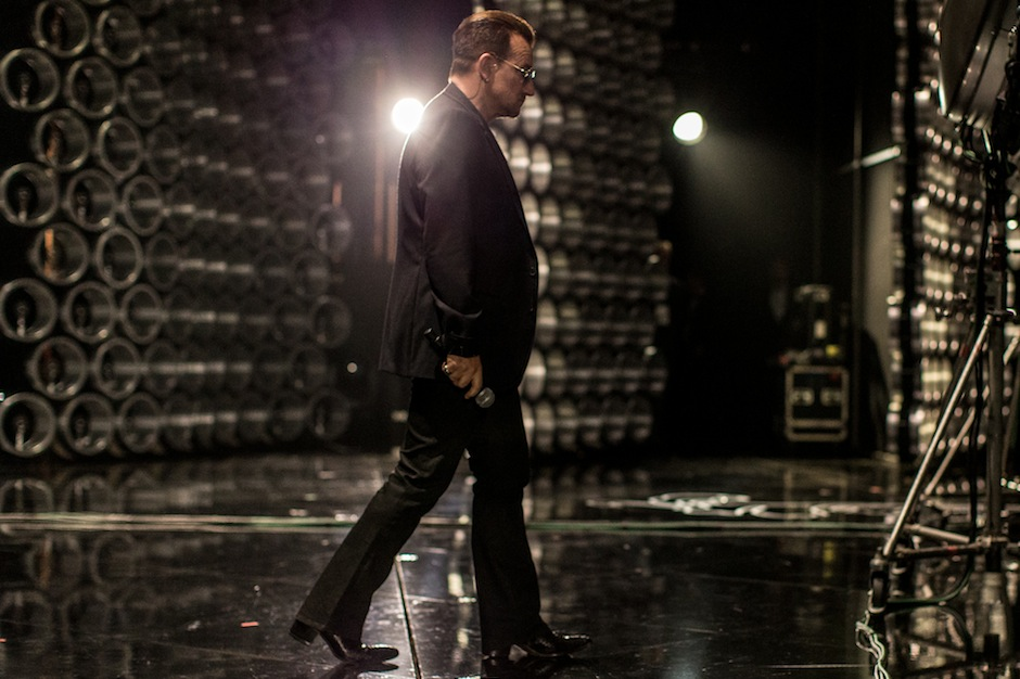 Bono Mad at Apple for Red